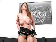 Brooklyn Chase Is Fucked Silly After Sucking A Big Cock