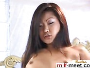 Asian Slut Plays With Herself And Gets F - Fuck Her From Milf-Me