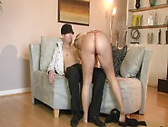 Bad Mommy Caught Getting Ass Fucked By Her Son In Law