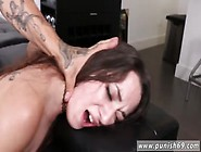 Hardcore Double Penetration Black Dick And Brutal Pussy Fisting