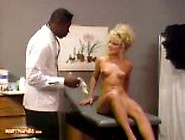 Busty Patient Having A Hardcore Interracial Sex With The Doctor