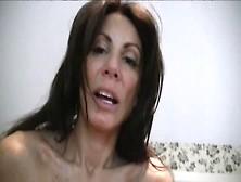 Danielle staub blowjob