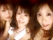3 Young Japanese Girls Fucked At A Time By Black M