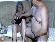 Old Dick Sucked By Young Lady And Fucking Granny