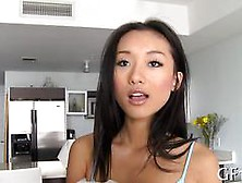 Little Asian Doll Shows Why She Should Be A Pornstar