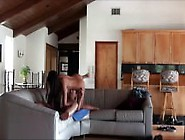 Cheating Wife Amia Miley Getting Eaten Out On Spy Cam