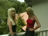 Mature Woman Seduces Younger Girl... F70