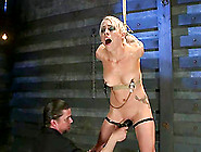 Lorelei Gets Bondaged And Led To An Orgasm