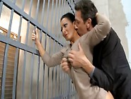 Prisoner's Wife Fucked