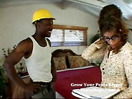 Horny Milf Visited By Black Cock
