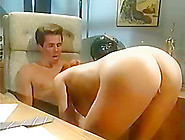 Exotic Facial Vintage Movie With Tom Byron And Ashley Nicole
