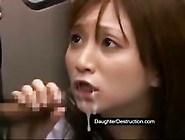 Young Japanese Teen First Time