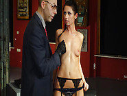 Wild Bdsm And Deep Ass Fingering With Gorgeous German Slave July