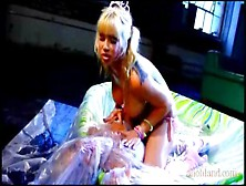 Dirty Wet Girls Kayme Kai Puma Swede By Birtysasa