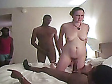 Just A Pack Of Black Men Waiting Each Other To Fuck Me