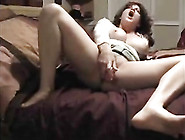 Chubby Mature Milf With Nice Big Pussy Loves Masturbating In Bed
