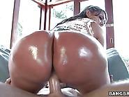 Oiled Ass Columbian Milf Sandra