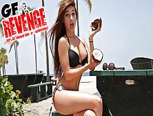 Michelle Taylor & Lamar Clark In Nice Coconuts - Grrevenge
