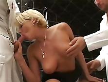 Perverted boob exam scam 7