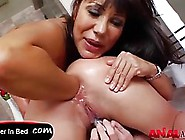 Julie And Ava Devine Are Gently Fisting Each Others Ass Holes Wh
