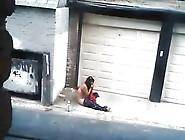 #prostituta #cogiendo En La #calle