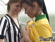 Anal Blonde Cum British Brazilian Player Banging The Referee Vid