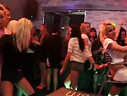 Frisky Teenies Get Totally Silly And Nude At Hardcore Party