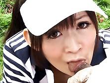 Michiru tsukino creampied by golf instructor uncensored jav 6