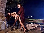 Historical Hotness As A Nobel Fucks A Slutty House Girl