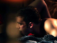 Beautiful Erotic Video Of Blonde Bombshell And Handsome Dude Wit