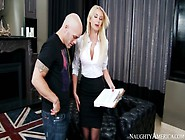 Gigi Allens The Perfect Office Bitch Fuck A Big Cook