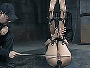 Salacious Blonde Milf With Big Boobs Gets Her Ass Hole Toyed