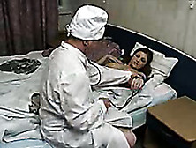 Role Play Fun With My Hubby's Dad - Nasty Doctor And Bad Patient