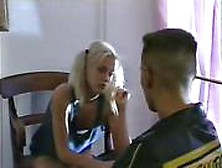 German Brother Seduced Little Sister For Hot Sex