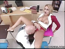 Carmel Moore Student With Huge Tits Enjoys A Passionate Fuck