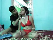 Desi Newly Married Young Couple Fucking In This Hot Indian Porn