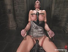 Big Titted Christina Carter In Water Bondage!