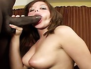 Horny Young Slut Miss Lou Gets Her Shaved Cunt Fucked By Hung Bl