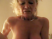 Incredible Homemade Video With Blonde,  Mature Scenes