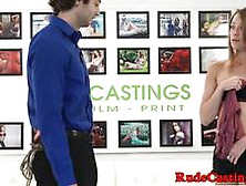 Rough Casting Audition For Real Teen Babe Video