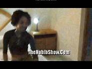 Dominican Hood Nigga Fuckin Lil Hood Bitch Black Ebony Cumshots