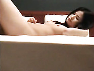 Asian Babe Hairy Pussy Being Nailed Hard