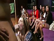 Orgy In A Bachelorette's Party