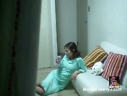 Two Japanese Vomiting. Mp4-