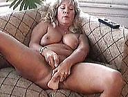 Andra Materbates To Lesbian Porn