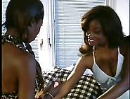 Classic Monique And India Lesbian Scene