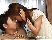 Asian Hot Milf Fuck Young Boy