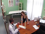 Doctor Love's Office-Young Gymnast Seduced-By Packmans