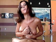 Sexy Minx Penny Flame Giving Hot Handjob On Camera