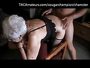 Vovó Velha De 95 Anos Sendo Fudida E Levando Porra Na Car